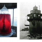 In 1964, the operation of the lighthouse was automated. The Fresnel lens was replaced by a plastic optical system, with a signal of two red flashes every 5 seconds.