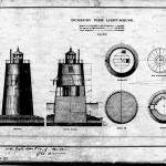 Updated plans after tower completed, July 1872